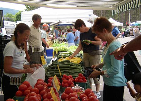 Local Chefs to Compete for 'Golden Basket Award' at Boalsburg Famers' Market