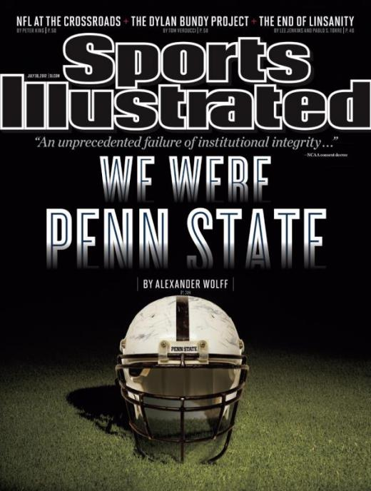 Penn State Brass Respond to Sports Illustrated Cover