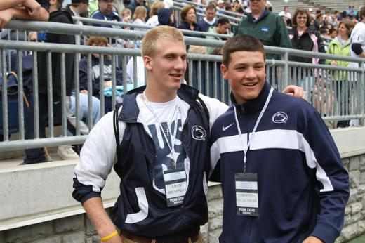 Penn State Football: Class of 2013 Recruiting Seeing Subtraction