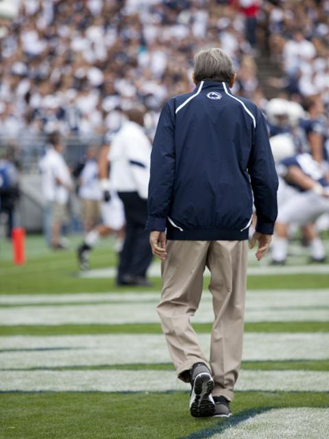 Paterno Insists He Knew of No Prior Sandusky Allegation in Complete Posnanski Excerpt From GQ