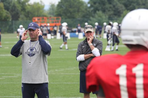 Penn State Football: O'Brien in Search of Offense's Identity