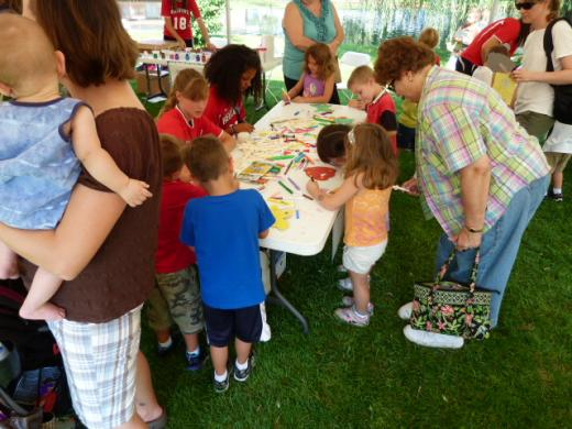 Bellefonte Arts and Crafts Fair Gears Up for 29th Year