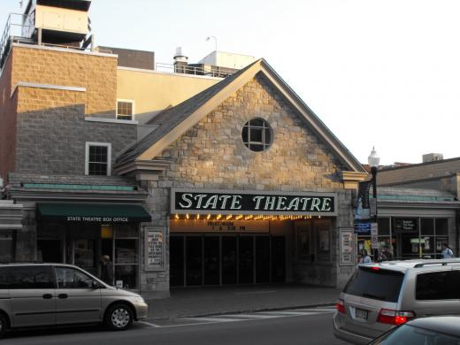 Saturday Video Profile: Richard Biever, Executive Director of the State Theatre