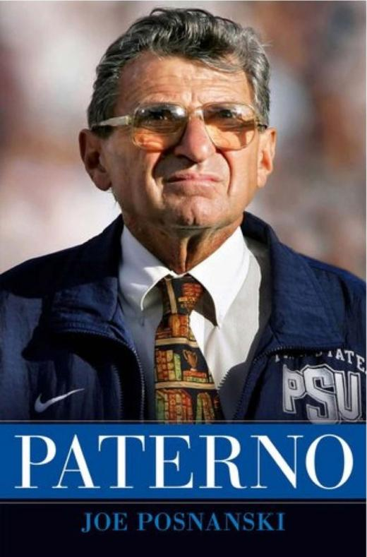 Paterno Book: The Private Notes of the Late Penn State Coach