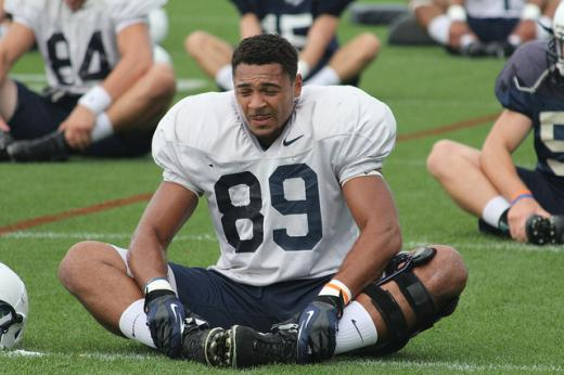 Penn State Football: O'Brien Monitoring Minor Bumps and Bruises with Season Opener 11 Days Out
