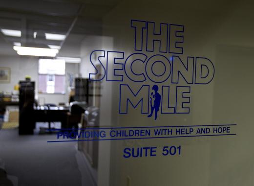 The Second Mile Delaying Asset Transfer Pending Settlement of Lawsuits