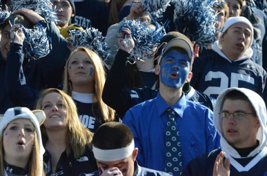 Penn State Football: The Students, Let's Not Forget Them, As Well