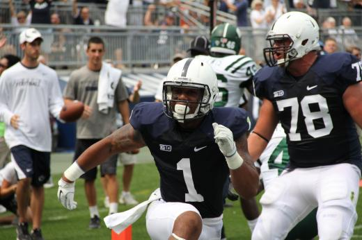 Penn State Football: Penn State-Ohio Game Day Photo Gallery