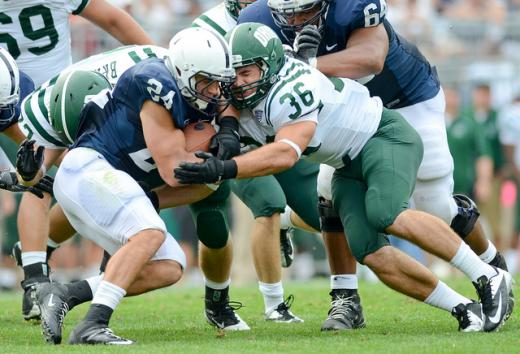 Penn State Football: Five Freshmen Debut in Loss to Ohio