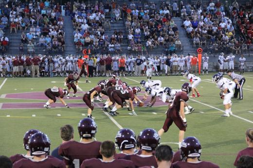 State College High School Football Looks to Improve to 2-0 at Central Mountain