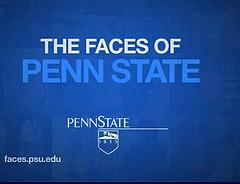 Individuals Take the Spotlight in 'Faces of Penn State' Campaign