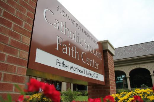 Catholic Center Dedicated Saturday Morning