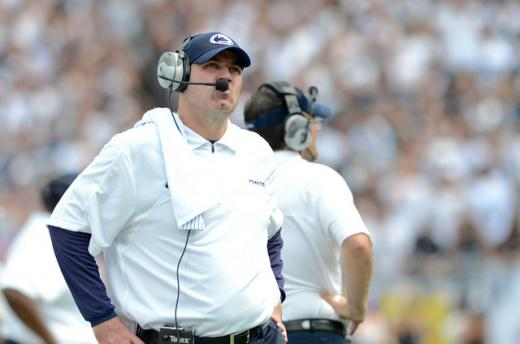 Penn State Football: Fourth Down Calls and Stickin' With Ficken are O'Brien's Style
