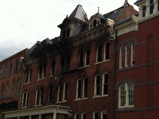 Damage Estimate Expected by Wednesday After Hotel Do-De Fire