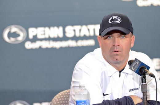 Penn State Football: O'Brien Calls Twitter Attacks on Sam Ficken 'Ridiculous'