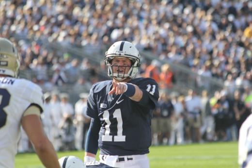 Penn State Football: 34-7 Win Over Navy Gives Bill O'Brien First Career Victory
