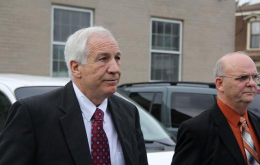 Jerry Sandusky Sentencing Set for Oct. 9