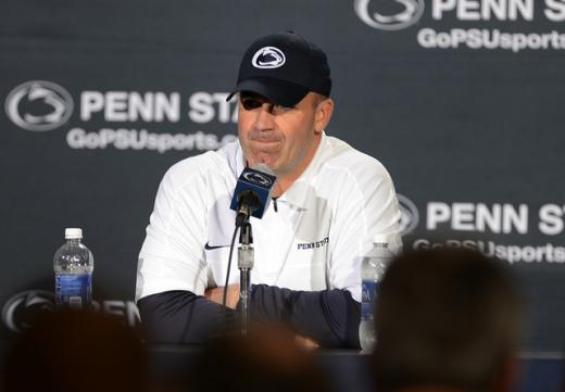 Penn State Football: Complete Bill O'Brien News Conference for Temple Week