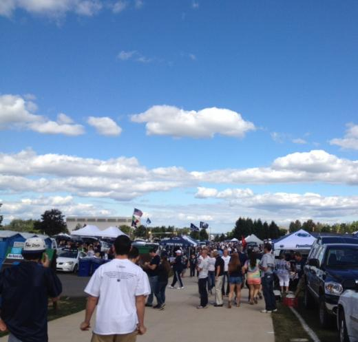 Holly Swanson: The Culture of Tailgating
