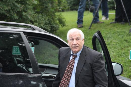 Sandusky Didn't Take Stand Because Son was Going to Testify About Abuse, Transcript Says