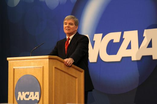 NCAA President Mark Emmert Doesn't Back Down from Penn State's Sanctions