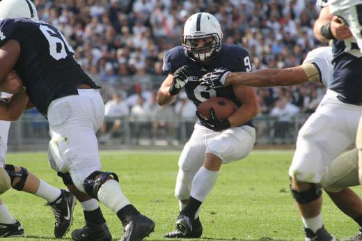 Penn State Football Notebook: Zordich Underutilized in Past, Mauti Says