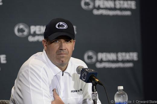Penn State Football: O'Brien Deflects Questions on Illinois Recruiting Tactics in Wake of NCAA Sanctions