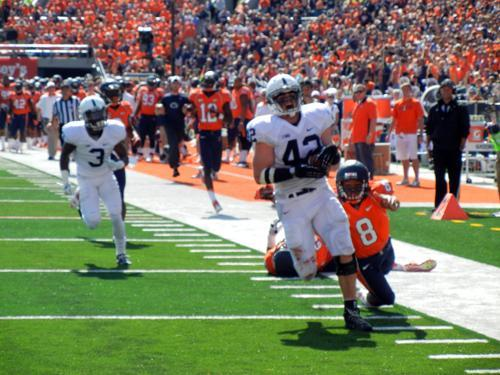 Penn State Football: Mauti Named National Defensive Player of the Week