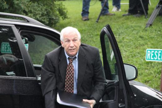 Sandusky, Victim 5 Expected to Speak at Sentencing, Report Says