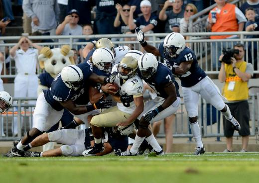 Jay Paterno: In Football, Only One Stat Matters