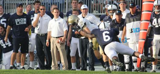 Penn State Football: Intense Week Culminates with Chance to Take Down Top 25 Foe