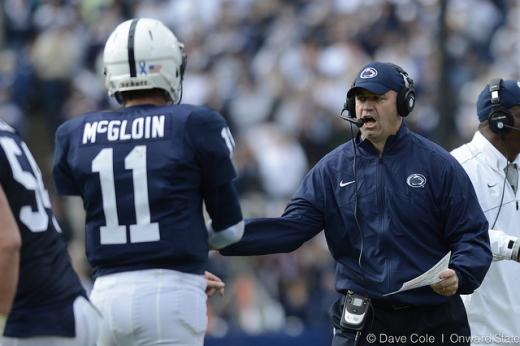 Penn State Football: Mid-season Evaluations for Quarterback and Running Back