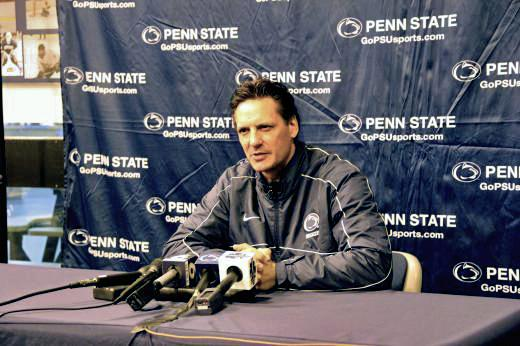 Penn State Hockey: Gadowsky Ready to Start Next Chapter