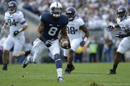 Penn State Football: Mid-season Evaluations for Wide Receiver and Tight End
