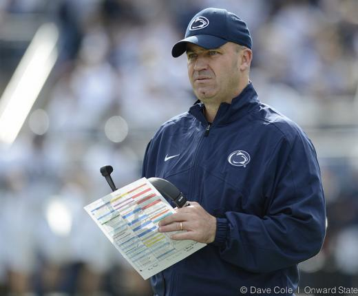 Penn State Football: Bill O'Brien Downplays Coach of the Year Talk