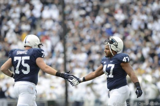 Penn State Football: Mid-season Evaluations for Offensive and Defensive Lines
