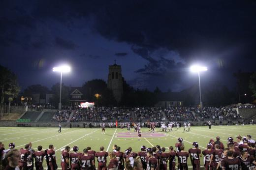 State College High School Football Looks for Second Straight Win