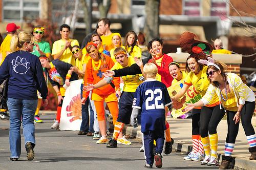 Go the Distance 'For the Kids' at the THON 5K on Saturday
