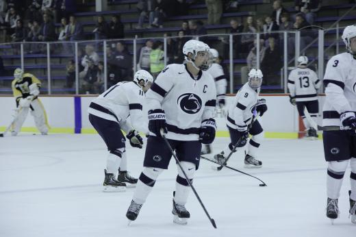 Penn State Hockey: Nittany Lions Fall 3-2 in Overtime, Show Promise on Opening Night