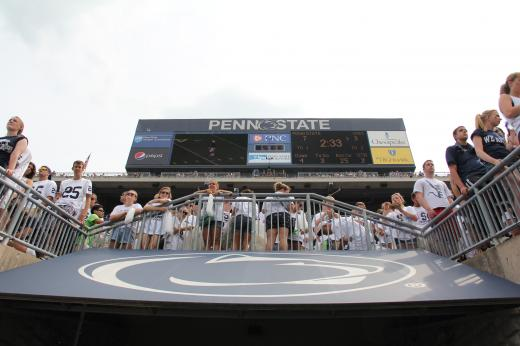 Penn State, State College Noon News & Features: Monday, Oct 15