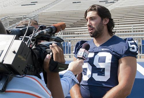 Penn State Football: Pete Massaro Feeling More Fresh After Bye Week