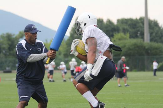 Penn State Football: The Latest on Bill Belton, Curtis Dukes and Akeel Lynch