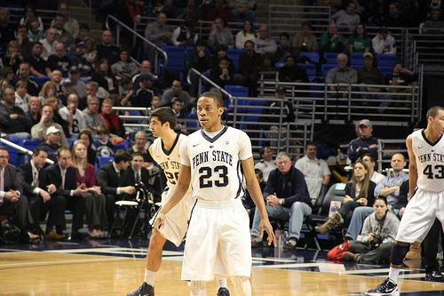 Penn State Basketball: Pat Chambers Excited For Frazier and Newbill Backcourt