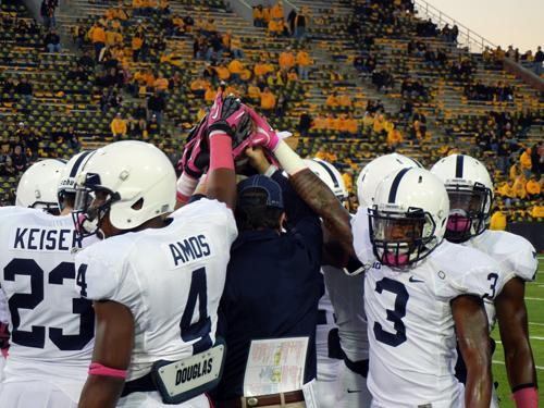 Penn State Football: Hitting the Apex of Year 1 with Bill O'Brien Should Leave You With Mixed Feelings