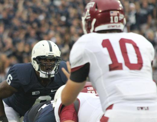 Penn State Football: Handing Out The Grades After Penn State's 38-14 Victory Over Iowa