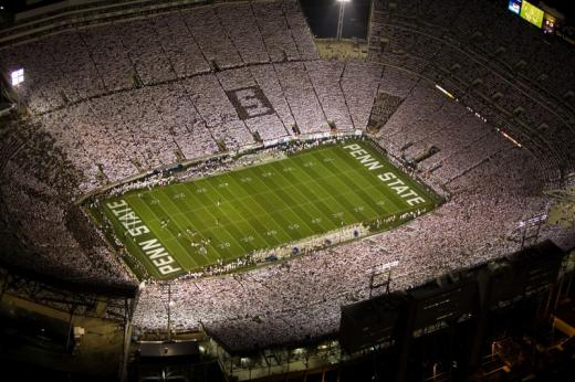 State College Police Prepared for WhiteOut vs. Ohio State