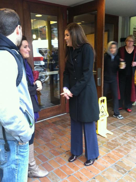Kathleen Kane: I Want to Find the Truth for Penn State