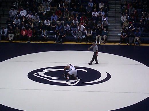 Penn State Wrestling: Conaway, Ruth Stand Out in Nittany Lions Intrasquad