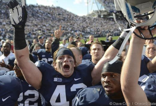 Penn State Football: It's Fun, Billieve It Or Not