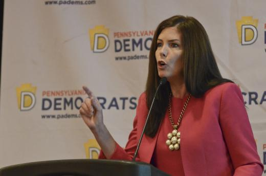 Kathleen Kane Elected Pennsylvania Attorney General